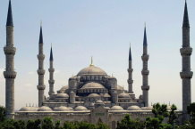 Sultan Ahmed Moschee