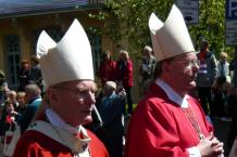 Erzbischof Thissen und Bischof Bode