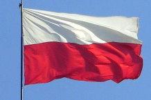Fahne Polens