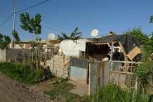 Christliches nahe der türkischen Grenze