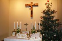 Alte Messe, Weihnachtszeit
