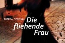"""Buchcover """"Die fliehende Frau"""""""
