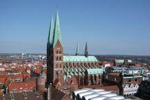 St. Marienkirche, Lübeck