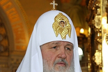 Patriarch Kyrill I. von Moskau