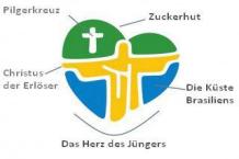 Logo Weltjugendtag 2013