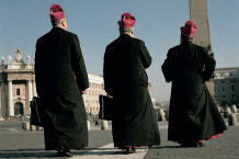 Vaticanum II, Konzilsväter