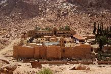 Katharinenkloster, Sinai, Ägypten