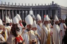 Vaticanum II, Konzilseröffnung