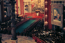 Vaticanum II, Petersdom