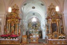 Pfarrkirche St. Leonhard - Leonberg i. d. Oberpfalz