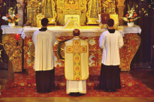 Alte Messe in St. Leonhard, Leonberg i.d. Oberpfalz