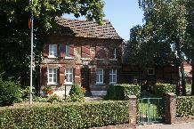 Geburtshaus von Adolph Kolping in Kerpen