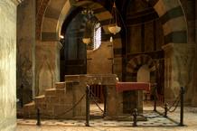 Kaiserthron im Aachener Dom