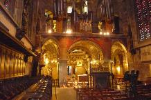 Aachener Dom - Innenansicht