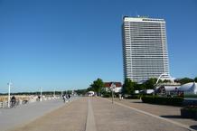 Strandpromenade, Travemünde