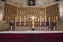Altar, Dom zu Lund