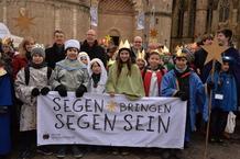 Sternsinger - Eröffnung